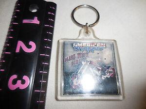 American Chopper Black Widow Bike  Key Ring