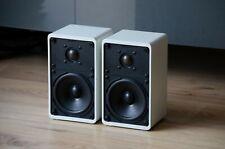 Canton Plus S HIFi Stereo Lautsprecher Monitore Kompakt Weiss