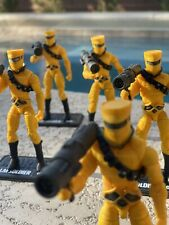 Marvel Universe 3.75 Figure Loose Lot Of 5 A.I.M. Soldiers w/ Weapons and Stands