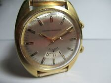 Girard-Perregaux  Alarm Vintage Swiss Made Hand Winding Mens Watch