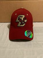 Boston College Eagles NCAA Zephyr Red One Size Stretch Fit Hat Cap New