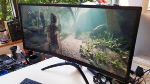 "AOC AGON AG352UCG6 Black Edition3440x1440 120 Hz 35"" Widescreen Gaming Monitor"