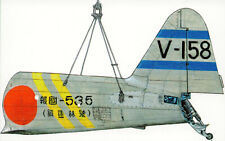 IMPERIAL JAPANESE ARMY & NAVY AIRPLANES ILLUSTRATED 3 A6M ZERO Model Art 1011
