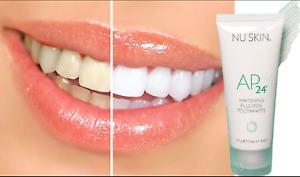 New Look! Nuskin Nu Skin AP-24 Whitening Fluoride Toothpaste 4oz. Exp 03/23