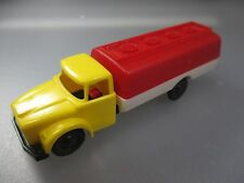 Hauber LKW, made in Greece,Play Truck , Tank-LKW  , Vintage   (SSK64)