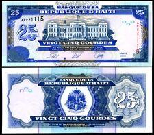 HAITI 25 GOURDES 2000 P 266 UNC