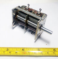 ALPS Variable Capacitor 30-860pf (Meshed) FM AM SW Crystal Radio Antenna Tuner