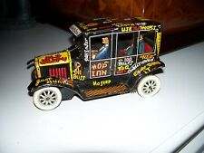 VINTAGE 50'S MARX OLD JALOPY WIND UP TOY   EXCELLENT CONDITION A COMPLETE TOY