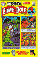 BRAVE & BOLD 80-PAGE ANNUAL  VF/NM