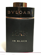 BVLGARI MAN IN BLACK EDP Eau De Parfum 3.4 OZ / 100 ML UNBOXED