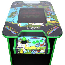 Retro Arcade Cocktail Table Machine With 60 retro games - Galaxian Themed