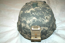 US ARMY SDS HYELMET WITH ACU COVER - MEDIUM