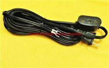 SINGER SEWING MACHINE DOUBLE LEAD POWER CORD 15 66 99 201 221 306 3 PIN