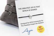 Share Joy Bracelet exclusively designed by Ayca for The Share Joy Collaboration