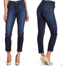 Hudson Womens Vintage Holly High Rise Skinny Crop Sz 24 NEW $215