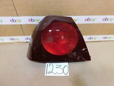 00 - 05 CHEVROLET IMPALA DRIVER Side Tail Light Used Rear Lamp #1230