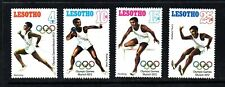 NICE MINT SET OF LESOTHO, (OLYMPICS GAMES MUNICH-72), SPORT,MNH**,1972