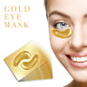 Gold Collagen Mask Wrinkle Tired Crow Feet Puffy Eye Treatment Face Peel Off UK