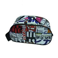 Belleza porta trucos y artículos bolsas de viaje fantasia multicolor 12,5x14,