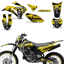 Yamaha TTR125 TTR 125 Dirt Bike Graphic Kit Stickers MX Wrap Decals 08-16 REAP Y