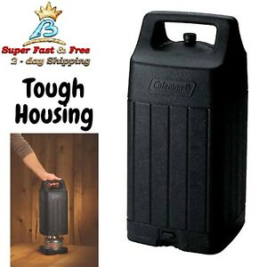 Lantern Carry Case Tough Housing Carry With Handle Easy Loading Secure Lock NEW