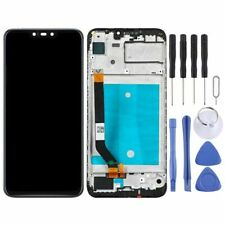 OEM For Asus ZenFone Max M2 Black LCD Display Screen Digitizer Replacement Frame