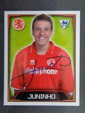 Merlin Premier League 2004 - Juninho Middlesbrough - 431