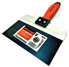 FLEXIBLE PLASTERER SPATULA DRYWALL BOARD JOINT TAPING SCRAPER FILLING KNIFE 11D