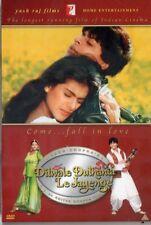 DILWALE DULHANIA LE JAYENGE YRF RARE EDITION 2 DISC ORIGINAL BOLLYWOOD DVD
