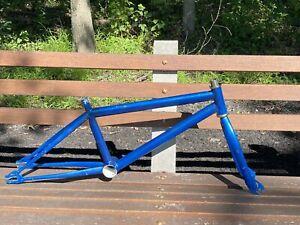 1984 Skyway TA Frame & Fork Set/Old School BMX Original