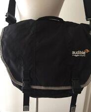Laptop Messenger Bag Amazon Audible Employee Giveaway Amazon Logo