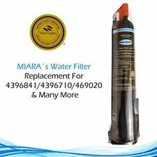 Water Filter Compatible with Whirlpool EDR3RXD1, 4396841,4396710, Kenmore 46-903