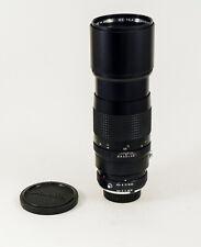 Minolta MC  Tele Rokkor HF 300 mm  4.5   rare