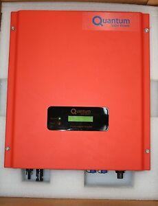 Quantum / KLNE Sunteams 1500 1.5KW grid connect inverter