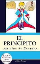 NEW El Principito: [Ilustrado] (Spanish Edition) by Antoine de Saint Exupery