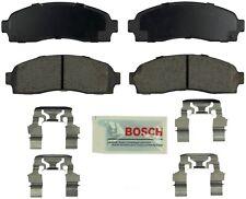Disc Brake Pad Set-Blue Brake Pads with Hardware Front Bosch BE833H