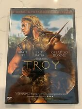 TROY 2-Disc WIDESCREEN Edition DVD NEW!
