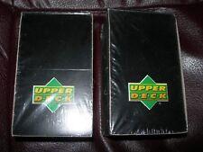 *LOT* of 2 Sealed Boxes  2003 UPPER DECK BASEBALL 1 (10PK)