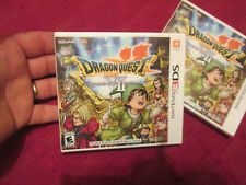 Dragon Quest VII: Fragments of the Forgotten Past Nintendo 3DS AUTHENTIC NEW