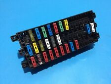 Renault Kangoo D1 Fuse Box and Fuses
