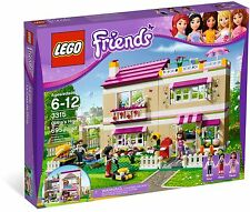 LEGO® Friends 3315 Traumhaus Neu_ Olivia's House NEW_ La Villa_ La villetta