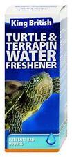Turtle & Terrapin Water Freshener ~ 100 ml ~ King British