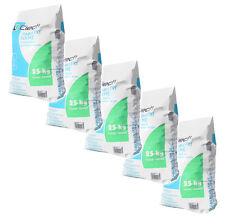 5x 25kg Regeneriersalz Salztabletten Siedesalz zur Wasserenthärtung Pooleinsatz