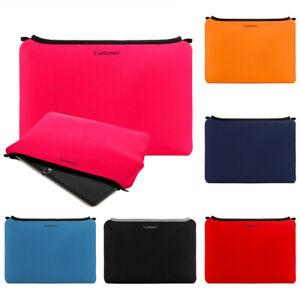 "Soft Laptop Sleeve Case Tablet Notebook Bag For 10"" Apple iPad Air / iPad 9.7"