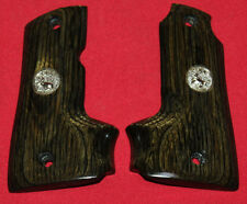 Colt Firearms .380 Government Wood Target Grips ..