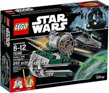 LEGO STAR WARS 75168 JEDI STARFIGHTER PAR YODA NEUF NEW