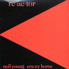 Re-AC-Tor Limit Ed Mini LP - Young, NEIL NEW GERMAN CD