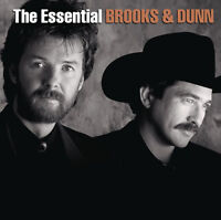 BROOKS & DUNN The Essential 2CD BRAND NEW Best Of