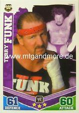 Slam Attax Mayhem #183 Terry Funk