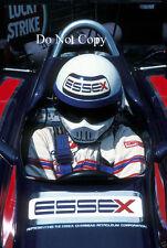 Elio de Angelis Lotus F1 1980 fotografía de retrato